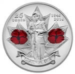 25c 2010 Poppy Circulation 10-Pack