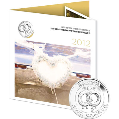 2012 Wedding Gift Set