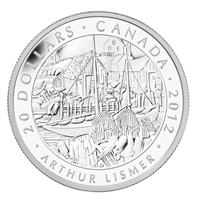 $20 2012 Fine Silver Coin - Group of Seven - Arthur Lismer