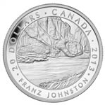$20 2013 Fine Silver Coin - Group of Seven - Franz Johnston