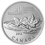 $20 2012 Fine Silver Coin - Farewell To The Penny