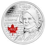 25c 2013 Laura Secord Circulation 10 pack