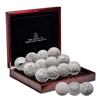 2012 The Fabulous 15: World's Most Famous Silver Coins - 15 Coin Set (Tax Included)