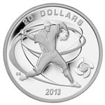 $20 2013 Celebrate Baseball - Pitcher