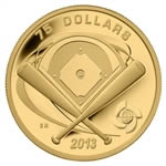 $75 2013 Celebrate Baseball - Ball Diamond