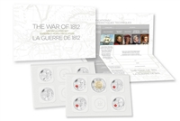 2013 Special Edition Uncirculated Set - The War of 1812