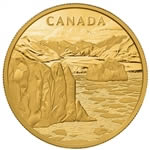 $2500 2013 Pure Gold Coin - Canadian Arctic Landscape