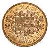 $10 1912 Hand-Selected Gold Coins - Canada's First Gold Coins