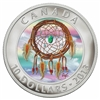 $10 2013 Fine Silver Coin - Dreamcatcher