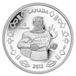 $10 2013 Fine Silver Coin - 75th Anniversary of Superman™: Vintage