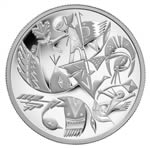 $20 2013 Fine Silver Coin - Canadian Contemporary Art