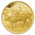 $2500 2013 Gold Coin - The Caribou