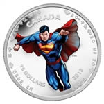 $15 2013 Fine Silver Coin - 75th Anniversary of Superman™: Modern Day