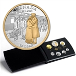 2014 Fine Silver Proof Set - 100th Anniversary of the Declaration of WWI