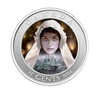 2014 25-Cent Cupronickel Coin Haunted Canada: Ghost Bride