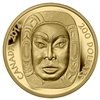 2014 $200 Pure Gold Coin Matriarch Moon Mask