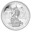 2014 $5 Fine Silver Coin - Canadian Expeditionary Force