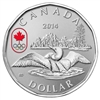 $1 2014 Fine Silver Coin - Lucky Loonie