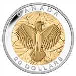 2014 $20 Fine Silver Coin The Seven Sacred Teachings: Love