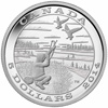 2014 $5 Fine Silver Coin - Tradition of Hunting: Canada Goose