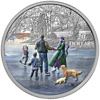 2015 $20 Fine Silver Coin - Ice Dancer