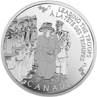 2015 $5 Today's Monarch. Yesteryear's Princess - Pure Silver Coin