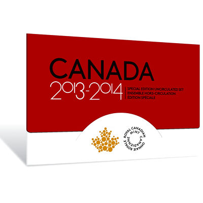 2013-2014 Special Edition Uncirculated Set