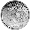 2015 $15 Fine Silver Coin - Exploring Canada: Building the Canadian Pacific Railway