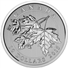 2015 $10 Fine Silver Coin - Maple Leaf