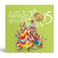 2015 Birthday Gift Set