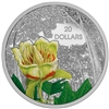2015 $20 Fine Silver Coin - Forests of Canada: Carolinian Tulip-tree
