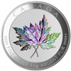 2015 $250 Fine Silver Coin - Maple Leaf Forever