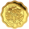 2015 $150 Pure Gold Coin - Blessings of Prosperity