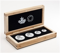 2015 Fine Silver Fractional Set - Bald Eagle