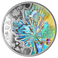 2015 $20 Fine Silver Coin - Toronto 2015 Pan Am/ Parapan Am Games: In the Spirit of Sports
