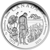 2015 $20 Fine Silver Coin - 100th Anniversary of In Flanders Fields