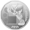 2015 $10 Fine Silver Coin - Looney Tunes: What's Up Doc?