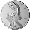 2015 $20 Fine Silver Coin - Looney Tunes: Bugs Bunny