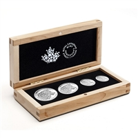 2016 Fine Silver Fractional Set - Wolf