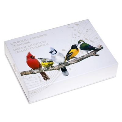 $10 2015 Songbirds case