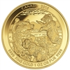 2015 $200 The Clan: Grizzly Bear - Pure Gold Coin