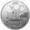 2015 $10 Beep! Beep!: Looney Tunes - Pure Silver Coin