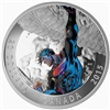 2015 $20 Fine Silver Coin - Iconic Superman Comic Book Covers: Superman Unchained #2 (2013)
