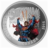 2015 $20 Fine Silver Coin - Iconic Superman Comic Book Covers: Superman #28 (2014)