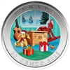 2015 50c Holiday Toy Box - Lenticular Coin
