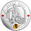2015 $10 Goalies: Glenn Hall - Fine Silver Coin