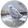 2016 $20 Snowy Owl - Pure Silver Coin