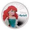 2015 $2 Fine Silver Coin - Disney Princess Ariel