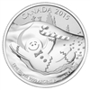 2015 $20 Gingerbread Man - Pure Silver Coin