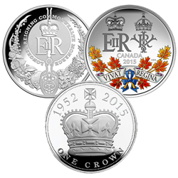 2015 A Historic Reign Collection Set